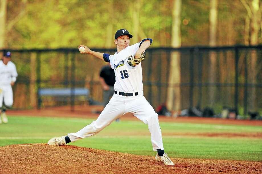 Jake Walkinshaw is 3-0 with a 1.97 ERA and his 11 saves ranks fifth in Division II. Photo: Photo Courtesy Of Southern New Hampshire University