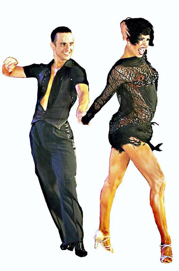 Alexander Chernositov and Arina Grishanina will be in Bridgeport Saturday. Photo: Contributed