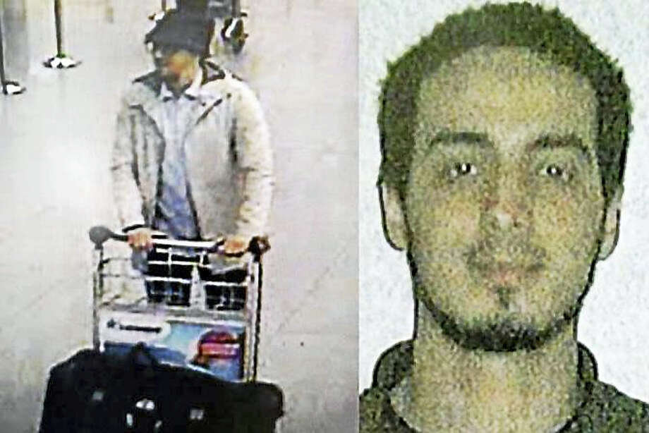Screenshot of Najim Laachraoui via newsweek.com Photo: Journal Register Co.