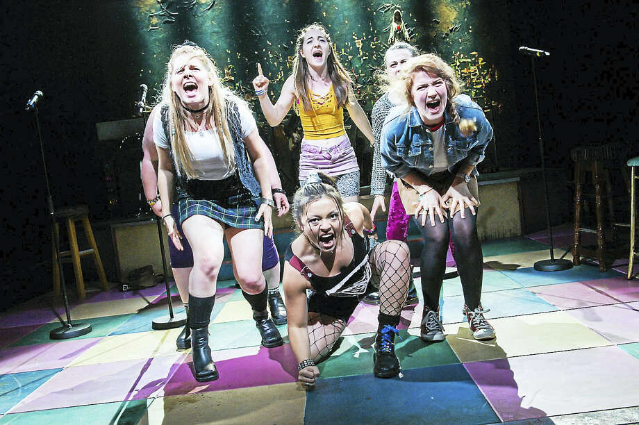 """Our Ladies of Perpetual Succour"" arrives from Scotland for a Yale Rep run. Photo: Manual Harlan Photo"