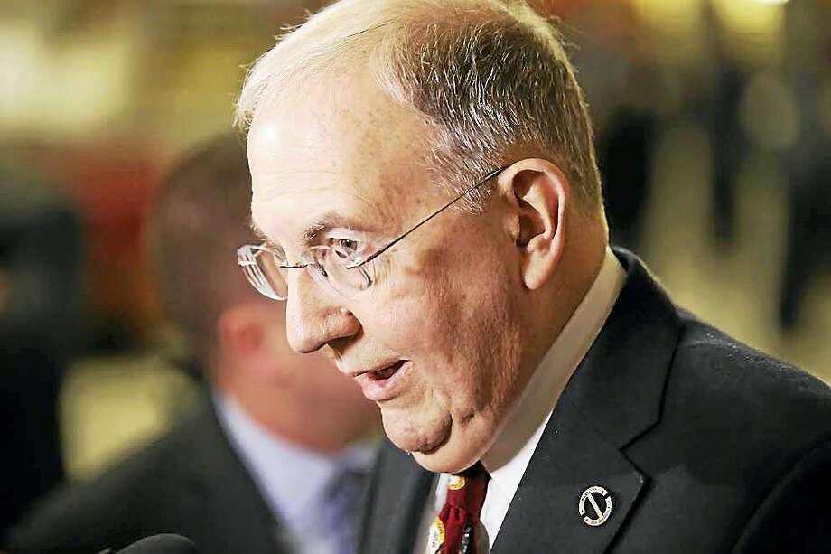 State Senate President Martin Looney, D-New Haven. Photo: Christine Stuart — CT News Junkie