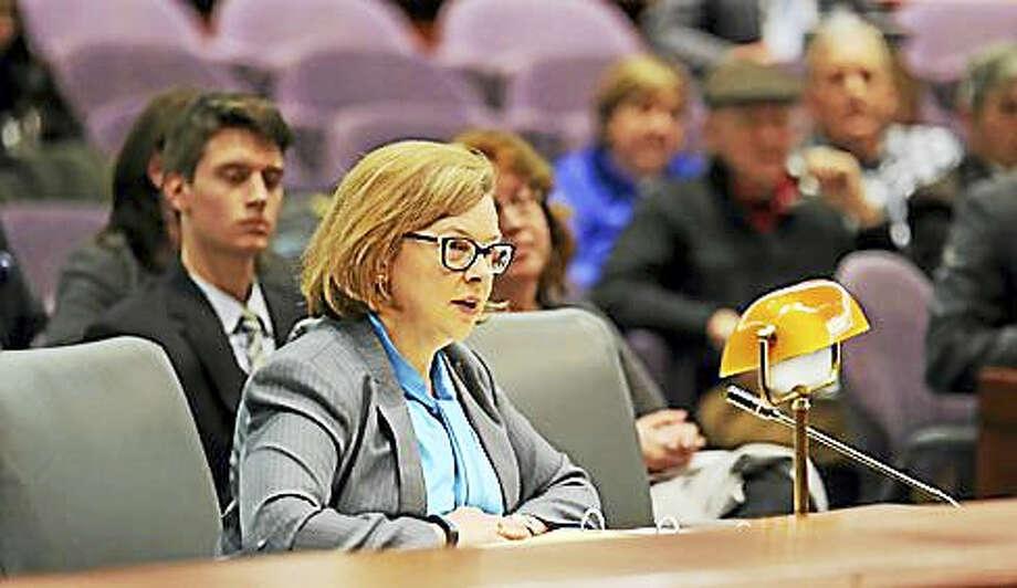 Education Commissioner Dianna Wentzell Photo: Christine Stuart — CTNJ Photo