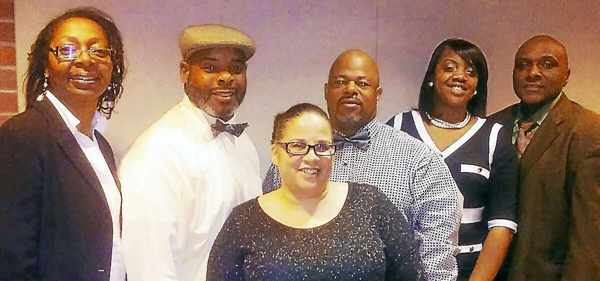 Members of the Elm City Freddy Fixer Parade Executive Committee.