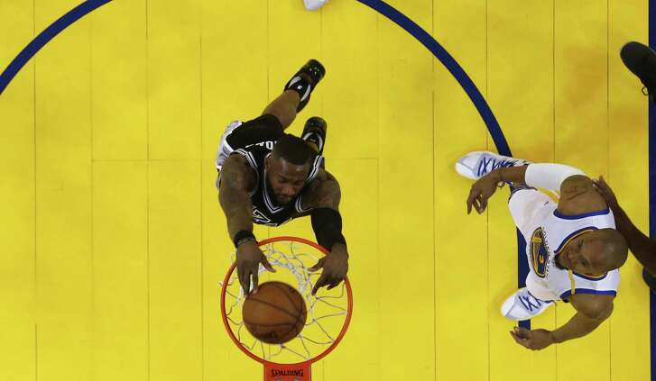 The Spurs are going to miss Jonathon Simmons' dunks.