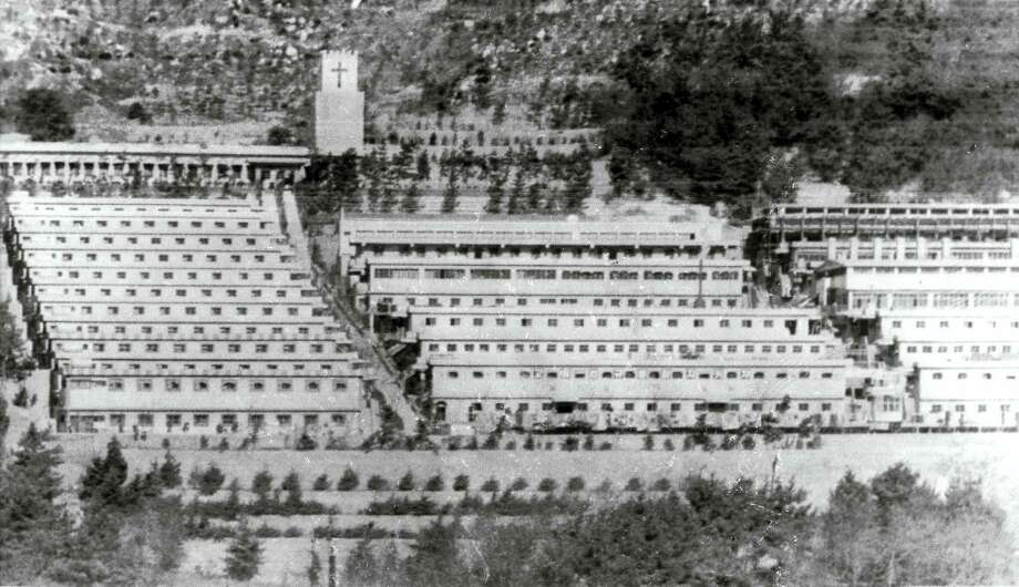 This undated photo shows the Brothers Home compound in Busan, South Korea. An Associated Press investigation found that rapes and killings of children and the disabled three decades ago at a South Korean institution for so-called vagrants, the Brothers Home, were much more vicious and widespread than previously realized. Photo: Yonhap Via AP    / Yonhap