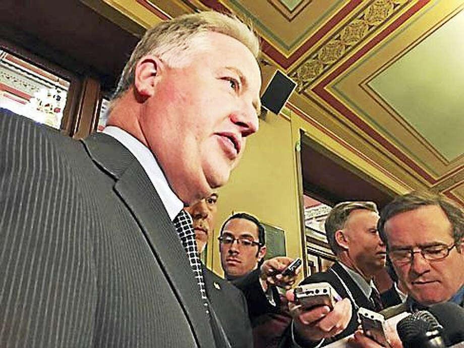 House Speaker Brendan Sharkey Photo: Christine Stuart — CT News Junkie