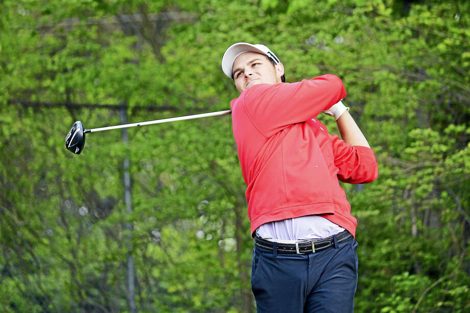 Blake Morris of Waterbury shot even-par 70 to earn medalist laurels at Monday's U.S. Open local qualifier at New Haven Country Club. Photo: Photo Courtesy Of The CSGA