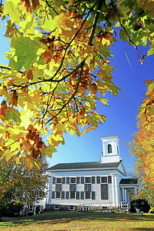 The First Baptist Church of Branford. Photo: Contributed Photo By The Rev. Bill Keane
