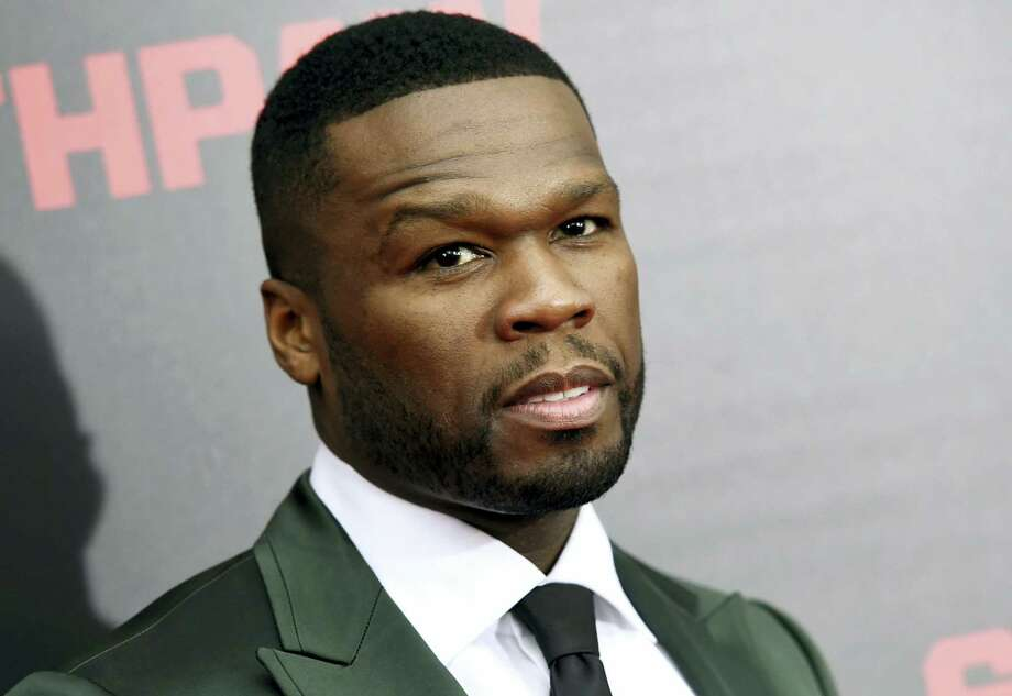 "In this July 20, 2015 photo, Actor Curtis ""50 Cent"" Jackson attends the premiere of ""Southpaw"" at the AMC Loews Lincoln Square in New York. Photo: Photo By Evan Agostini/Invision/AP, File   / Invision"