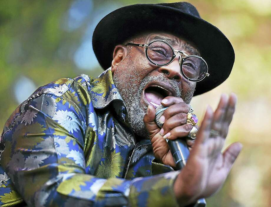The Godfather of Funk, George Clinton and the Parliament Funkadelic perform at the International Festival of Arts & Ideas on the New Haven Green Saturday. Photo: Catherine Avalone — New Haven Register   / New Haven RegisterThe Middletown Press