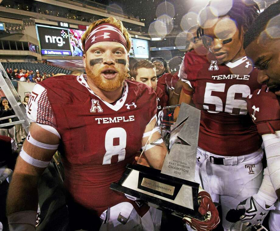 Temple linebacker Tyler Matakevich is slated to play in Saturday's Senior Bowl in Mobile, Alabama. Photo: The Associated Press File Photo   / FR170982 AP