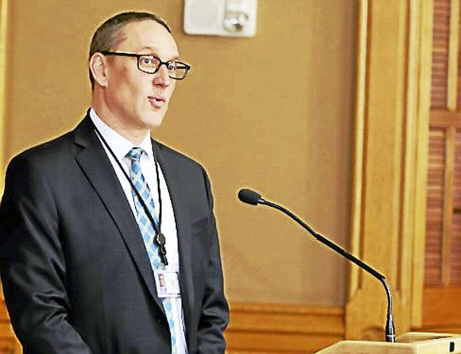 Budget Director Ben Barnes Photo: Christine Stuart Photo Via CTNJ
