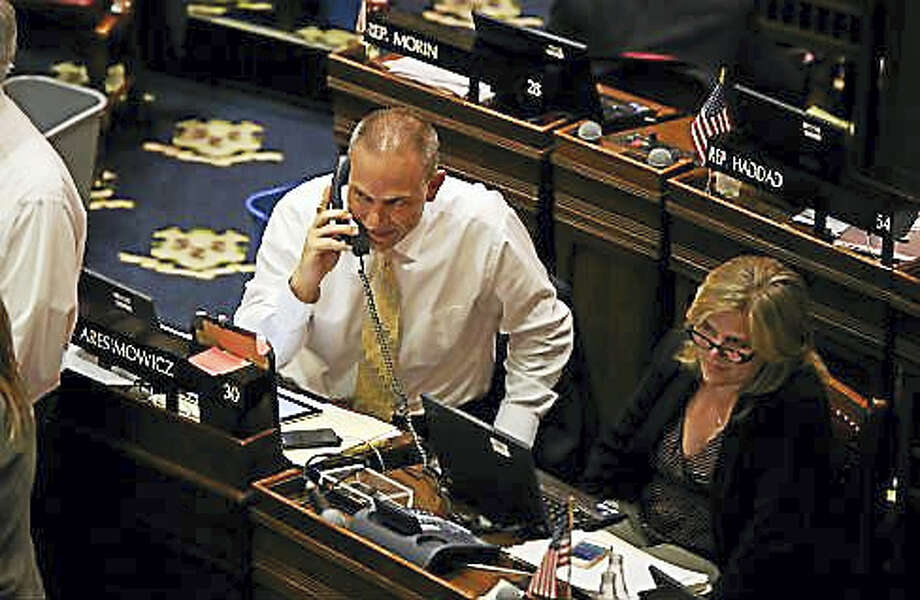 House Majority Leader Joe Aresimowicz Photo: Christine Stuart — CT News Junkie File Photo