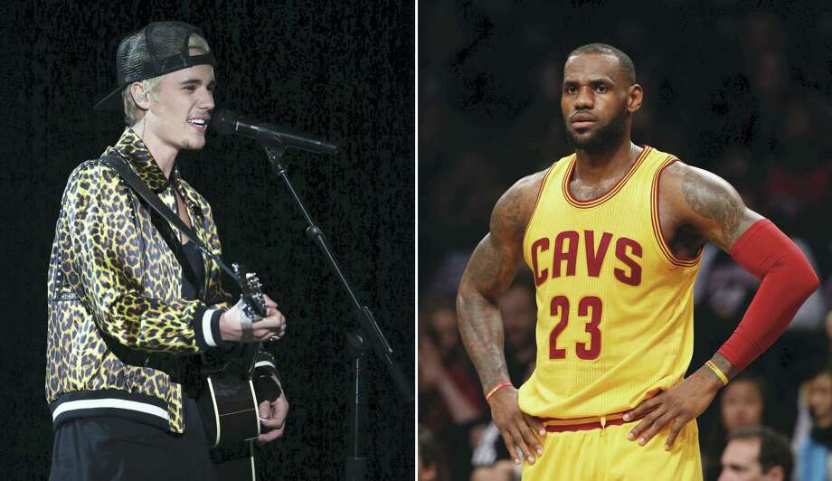 The Cavs may have a conflict with The Biebs. If Cleveland's opening-round NBA playoff series against Detroit goes to five games, it's scheduled to be played on April 26, which is also the night pop singer Justin Bieber is set to bring his tour to Quicken Loans Arena. Photo: The Associated Press File Photo   / AP