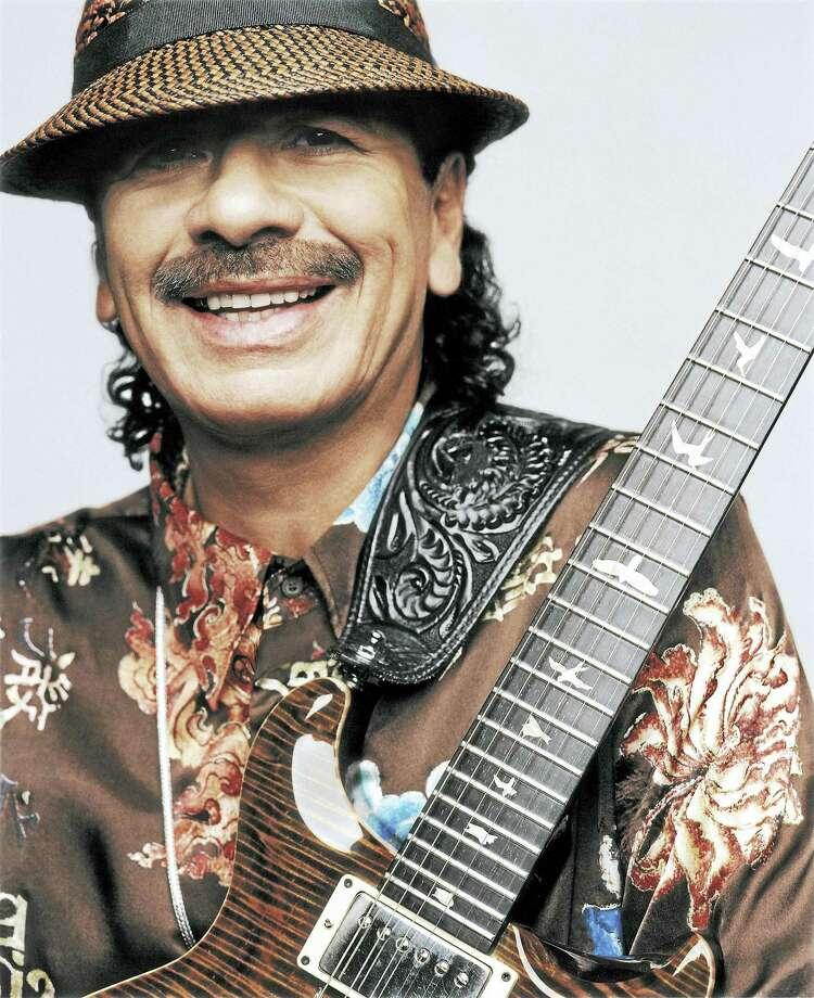 Carlos Santana Photo: Contributed