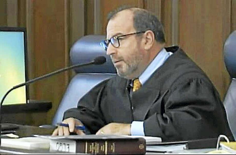 Superior Court Judge Antonio Robaina Photo: Courtesy CT News Junkie