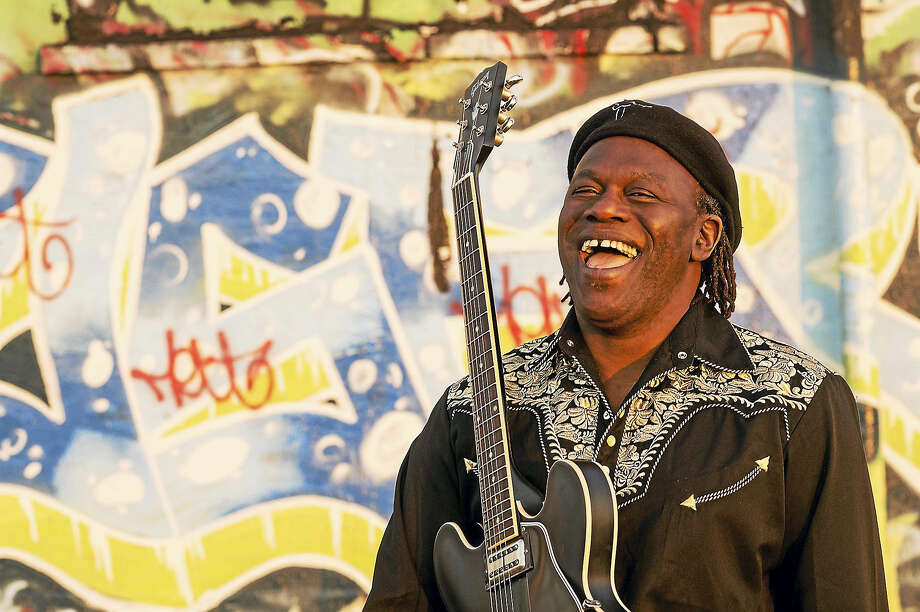 Blues musician Joe Louis Walker will perform Sunday at Cafe Nine. Photo: Photo Courtesy Of Michael Weintrob   / MICHAEL WEINTROB