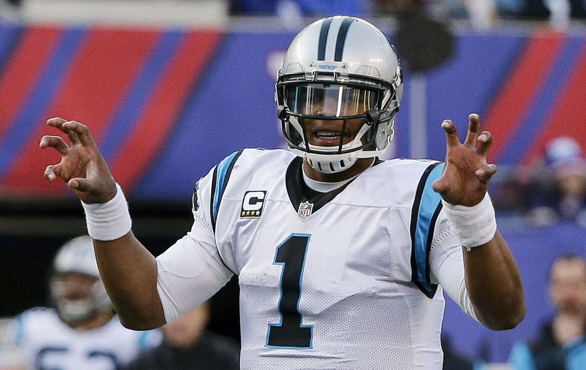 Quarterback Cam Newton and the Panthers host the Cardinals Sunday in the NFC Championship game.