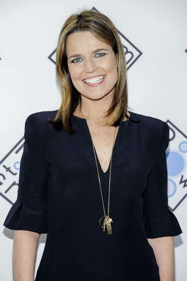 """""""Today"""" show co-host Savannah Guthrie announced on the NBC program that she is pregnant and skipping the upcoming Rio Olympics due to concerns over the Zika virus. Photo: The Associated Press File Photo   / Invision"""