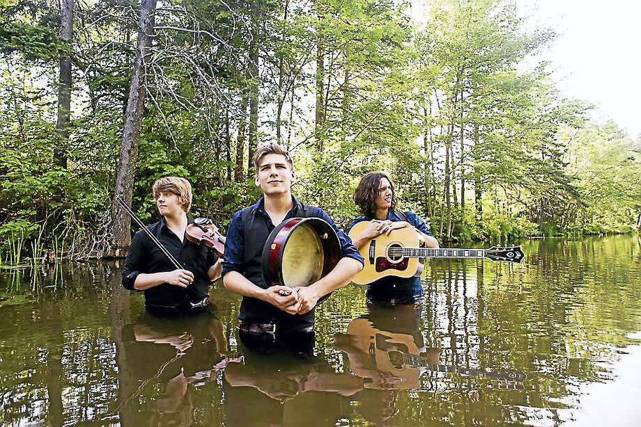 Ten Strings And A Goatskin will perform on Saturday in Madison. Photo: Contributed