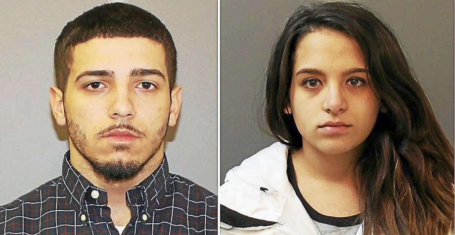Ricardo Llera and Erminia Leite Photo: Photos Courtesy Of The Shelton Police Department