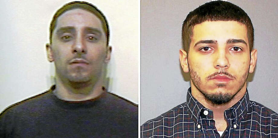 Ray Sosa and Ricardo Llera Photo: Photos Courtesy Of The Shelton Police Department