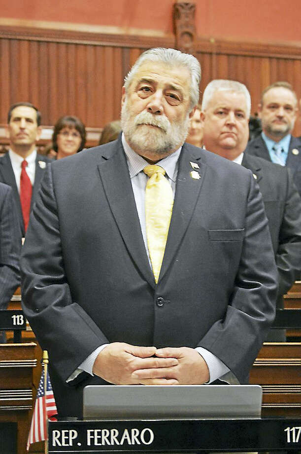 State Rep. Charles Ferraro Photo: Courtesy Of State House Republicans