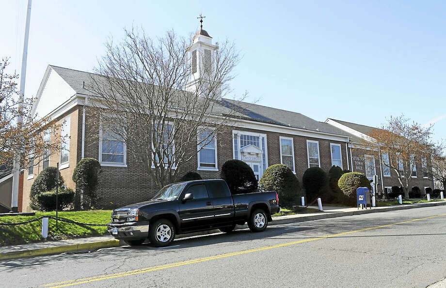 Seymour Town Hall Photo: File Photo