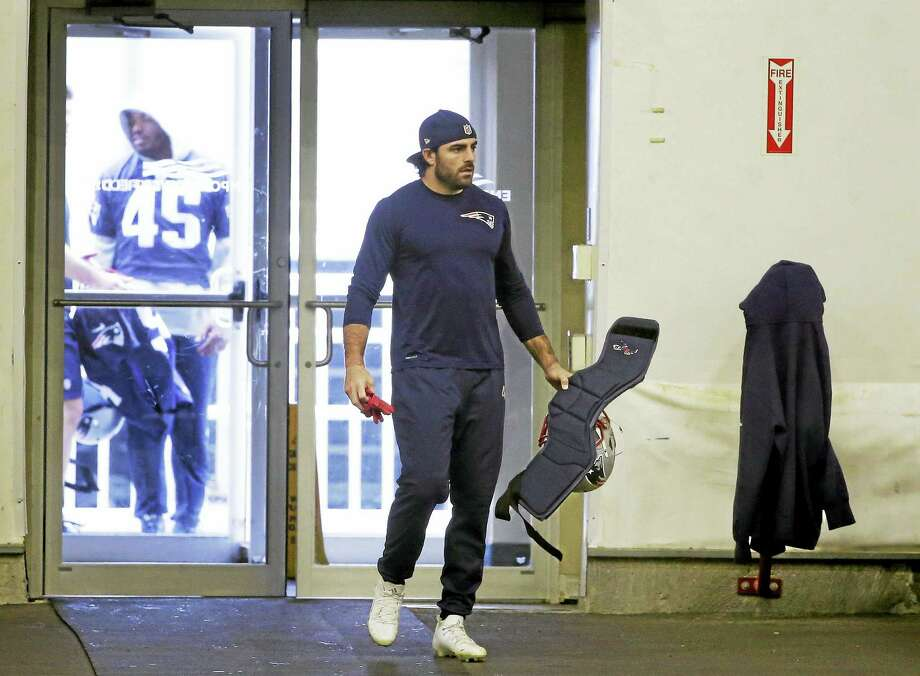 Patriots defensive back Nate Ebner. Photo: The Associated Press File Photo   / AP