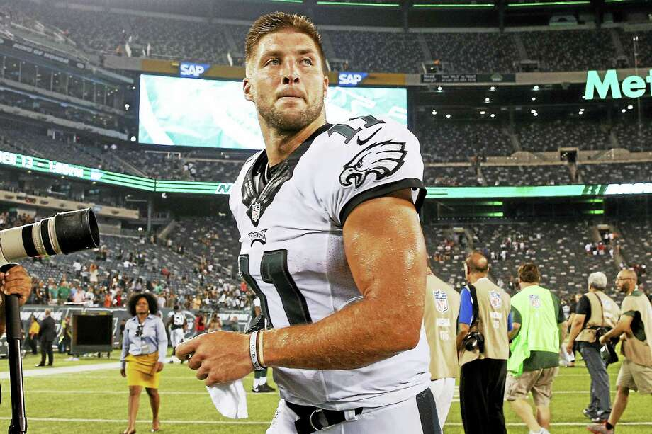 Quarterback Tim Tebow. Photo: The Associated Press File Photo   / AP