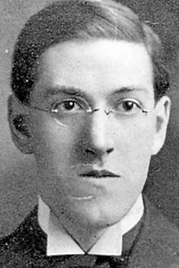 H.P. Lovecraft Photo: AP Photo/Brown University Library