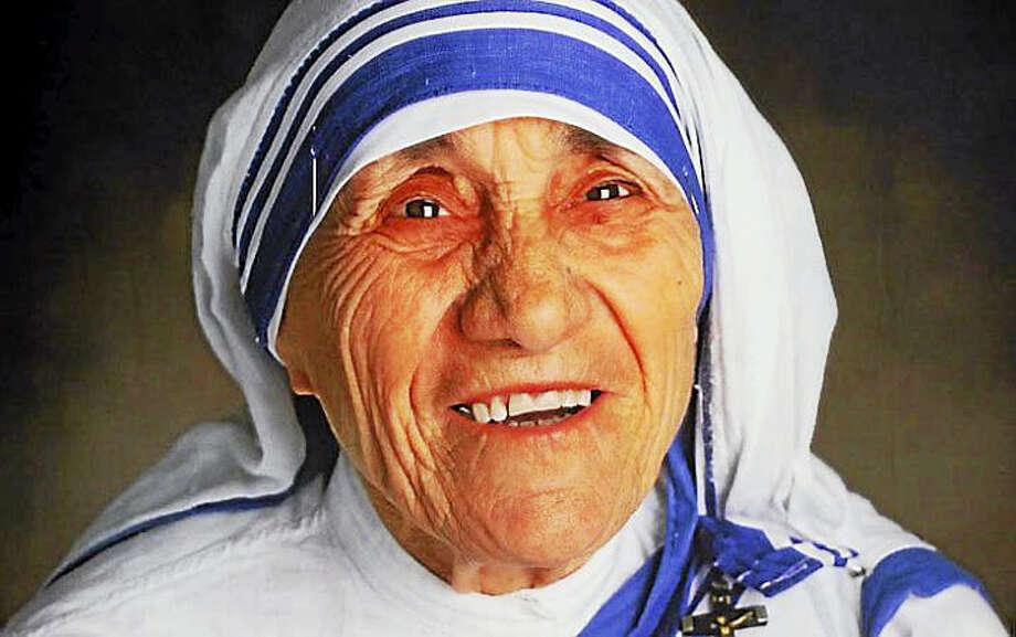 Blessed Teresa Photo: AP Photo