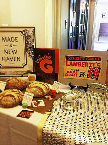 Campaign puts focus on New Haven-made products, innovation - New