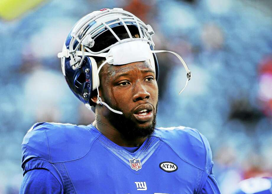Giants defensive end Jason Pierre-Paul. Photo: The Associated Press File Photo   / AP