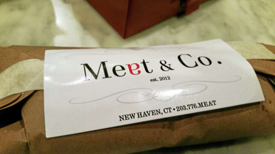 A fresh sandwich served up late-night at Meat & Co. Photo: Jason C. Diaz - New Haven Register