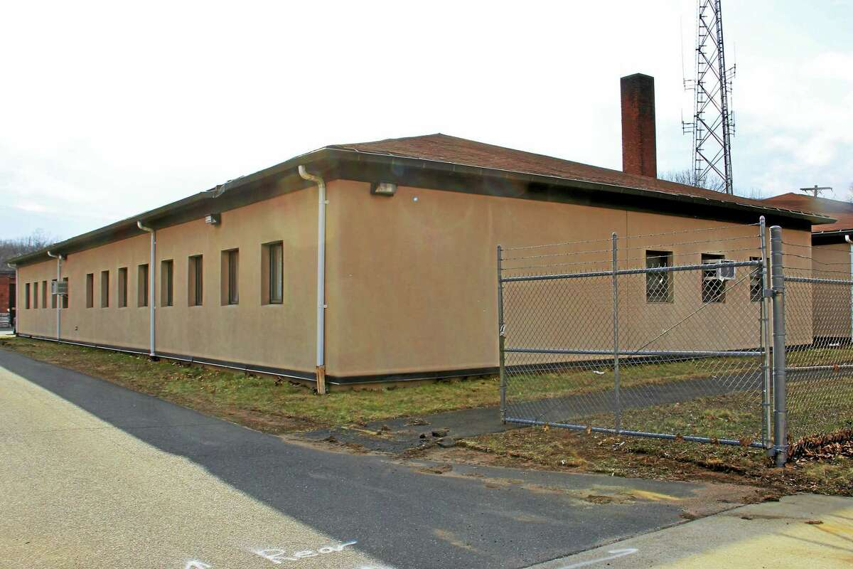 The 200 Wintergreen Ave. facility to be redeveloped as a New Haven police firing range and academy.