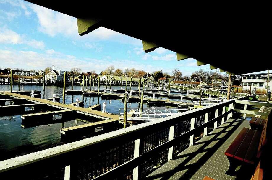 The Guilford Marina. Photo: Peter Hvizdak — New Haven Register File Photo   / ©2016 Peter Hvizdak