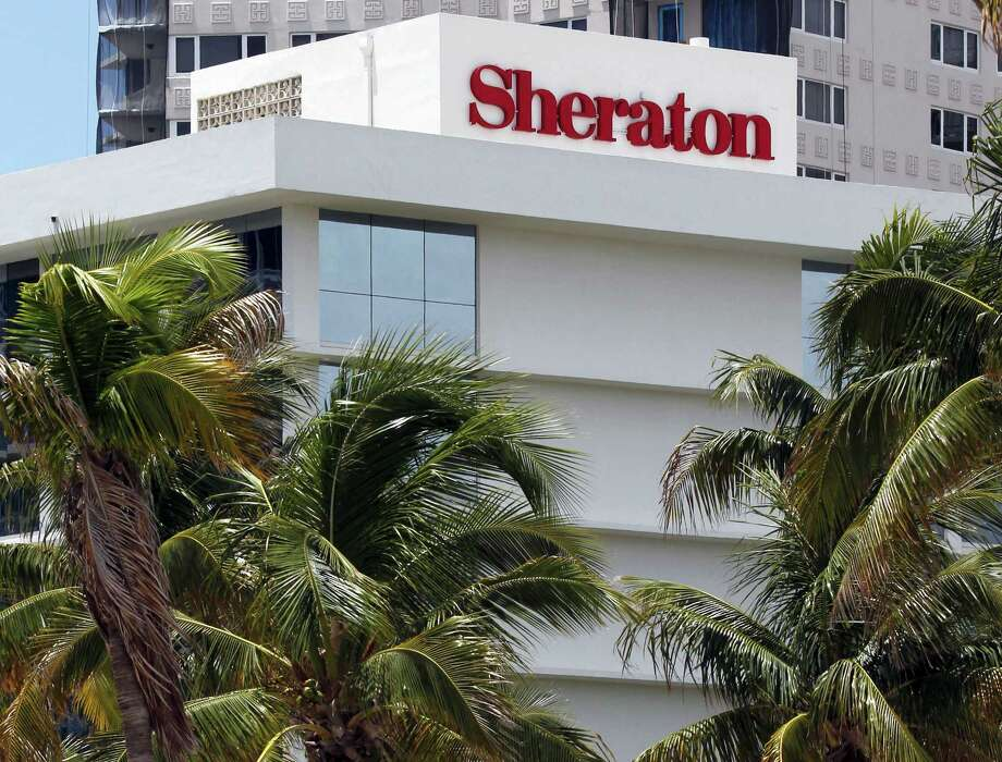 This July 25, 2011 photo shows the Sheraton Fort Lauderdale Beach Hotel, a member of the Starwood Hotels and Resorts group, in Fort Lauderdale, Fla. A fight for control of the Starwood hotel chain is under way after a buyout offer from a consortium led by China's Anbang Insurance Group. Photo: AP Photo/Wilfredo Lee, File   / AP