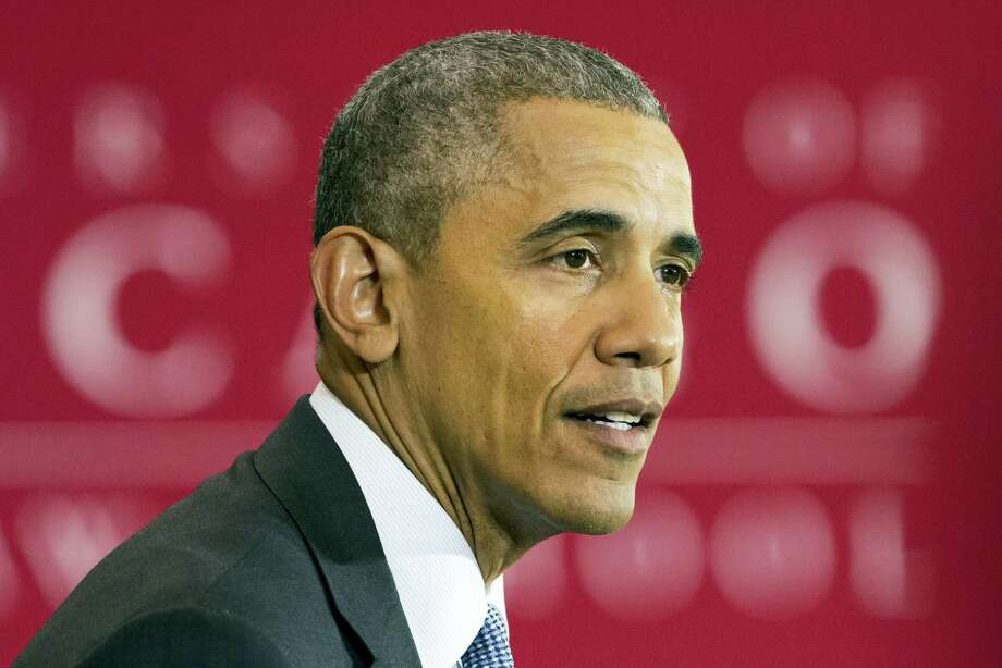 President Barack Obama Photo: AP File Photo / AP