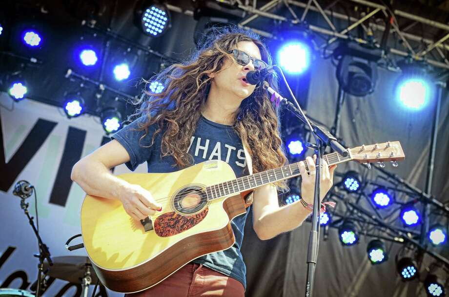 Kurt Vile and the Violators perform at Randall's Island Park, New York, in 2014. Photo: Scott Roth — Invision Via AP   / Invision