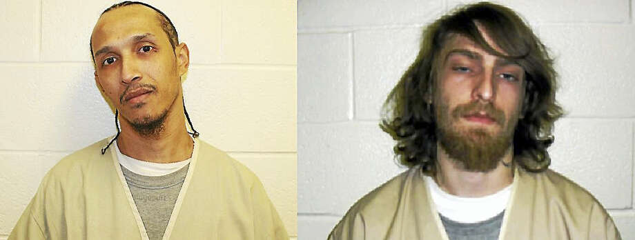 Jose Figueroa (left) and Ryan McNally (right) Photo: Photo Courtesy Of The North Haven Police Department