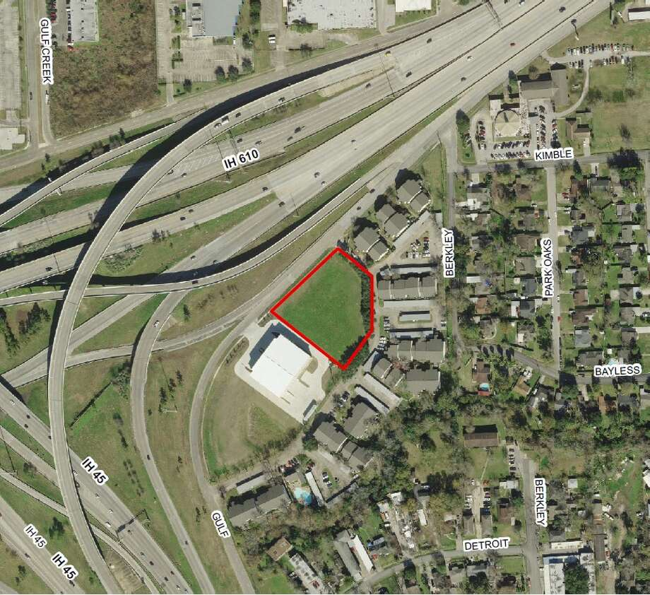 A 51-room Super 8 motel is planned for the South Loop at the Gulf Freeway. Photo: 610 Vamdev Inc