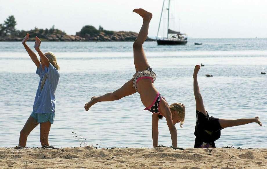 Summer fun Photo: Journal Register Co.