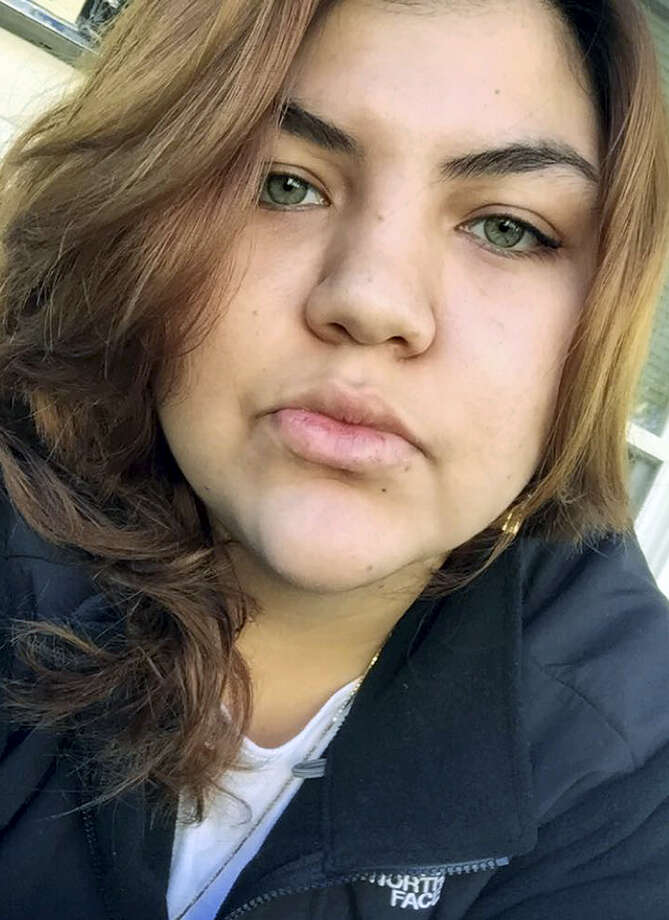 This Nov. 17, 2015, selfie photo provided by Sara Mujica shows her in Danbury. Mujica told the AP Monday that she tested positive for the Zika virus after returning from a visit to her fiance in March in Honduras, where she learned she was pregnant. Photo: Sara Mujica Via AP   / Sara Mujica