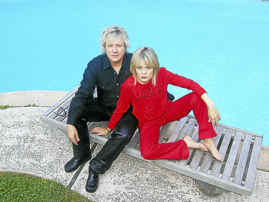 Rock and Roll Hall of Famers Chris Frantz, Tina Weymouth and the Tom Tom Club will be performing Saturday night in Fairfield. Photo: Contributed