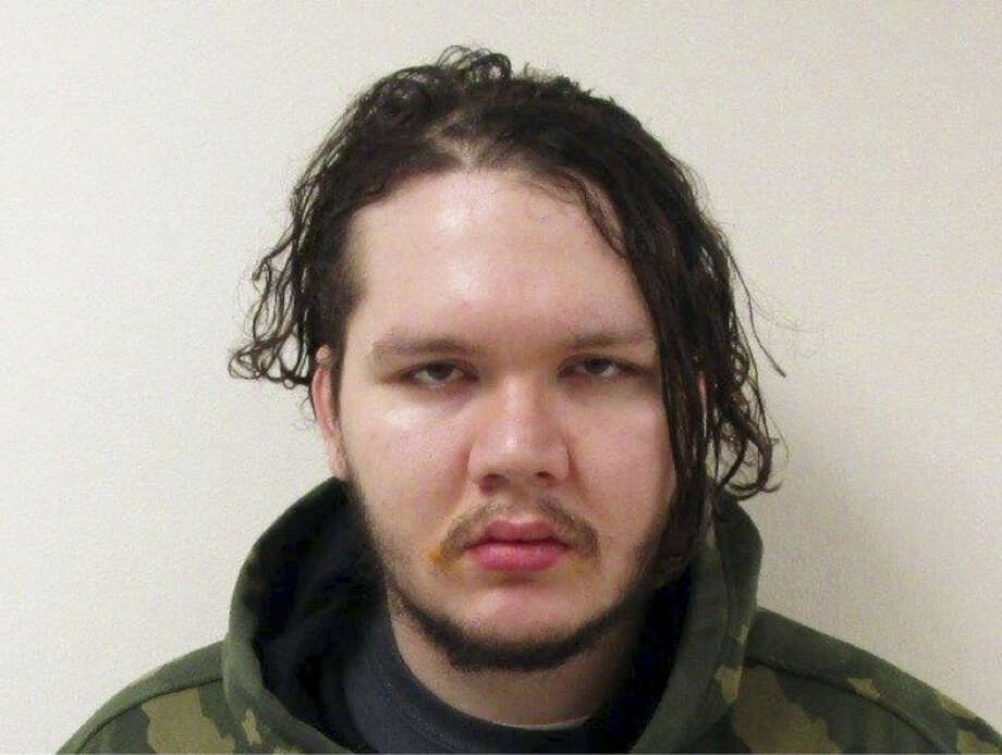 This undated photo provided by the Lakewood Police Department shows Anthony Garver. Mark Alexander Adams and Garver, described as dangerous, have escaped from Western State Hospital, a psychiatric facility, in Pierce County, south of Tacoma, Wednesday, April 6, 2016. Photo: Lakewood Police Department Via AP    / Lakewood Police Department