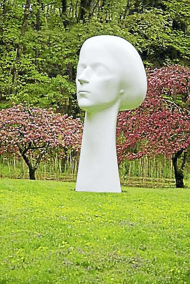 """Victoria,"" created by Philip Grausman, created a stir when put on exhibit in Madison in 2002. Photo: Courtesy Of Philip Grausman"