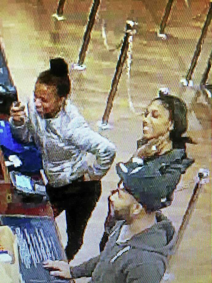 Clinton police are looking for help identifying these suspects. Photo: Courtesy Clinton Police Department