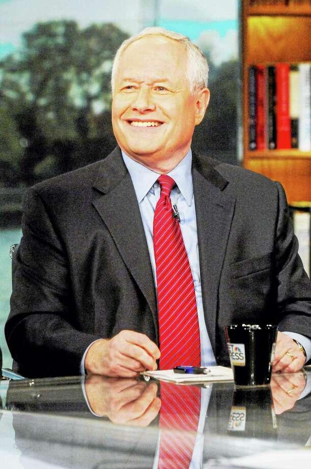 """Bill Kristol on NBC's """"Meet the Press"""" in 2013. Photo: PHOTO BY William B. Plowman, NBC   / 2013 NBCUniversal Media, LLC"""