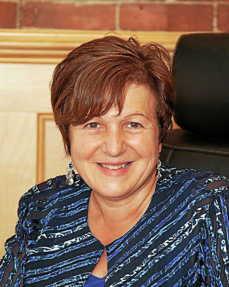 Derby Mayor Anita Dugatto Photo: Journal Register Co.